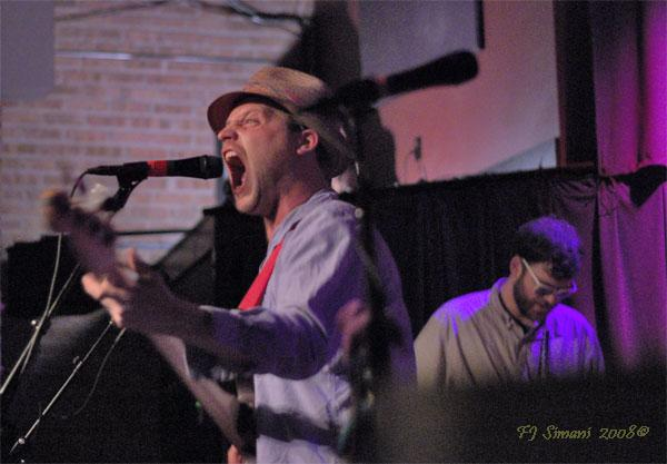 Photos: Dr. Dog at High Noon Saloon – Oct., 1st, 2008
