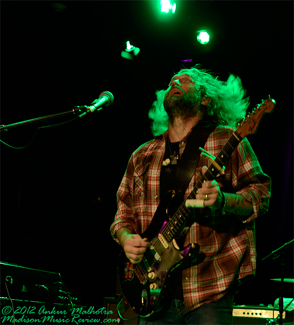 "PICS/VIDEO: Anders Osborne and Karl Denson's Tiny Universe play ""Sticky Fingers"""