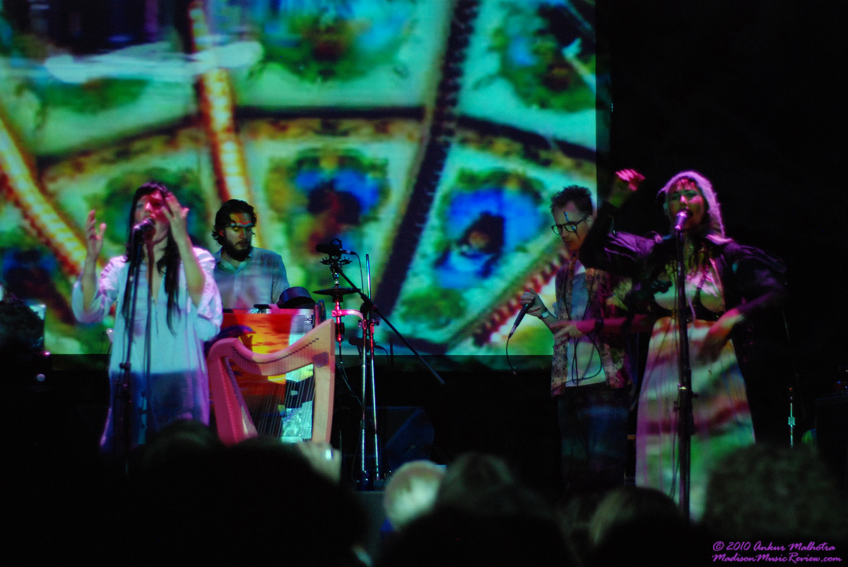 CocoRosie at The Barrymore – June 19, 2010