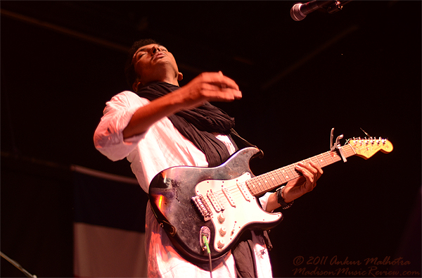 BOMBINO w/ TANI DIAKITE & THE AFROFUNKSTARS – Sun., April 15, 2012 – High Noon Saloon