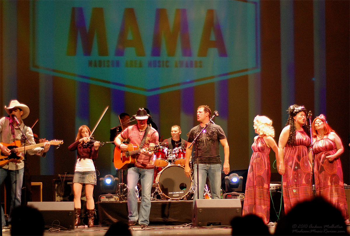 The 7th Annual MAMA Awards – The Capitol Theater, May 8, 2010