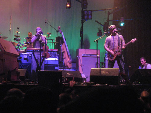 Modest Mouse with Man Man at Orpheum Theater