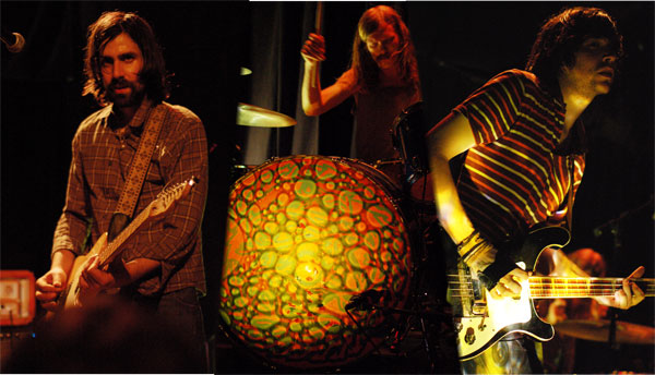 Review: Dead Meadow at High Noon Saloon; May 5, 2008