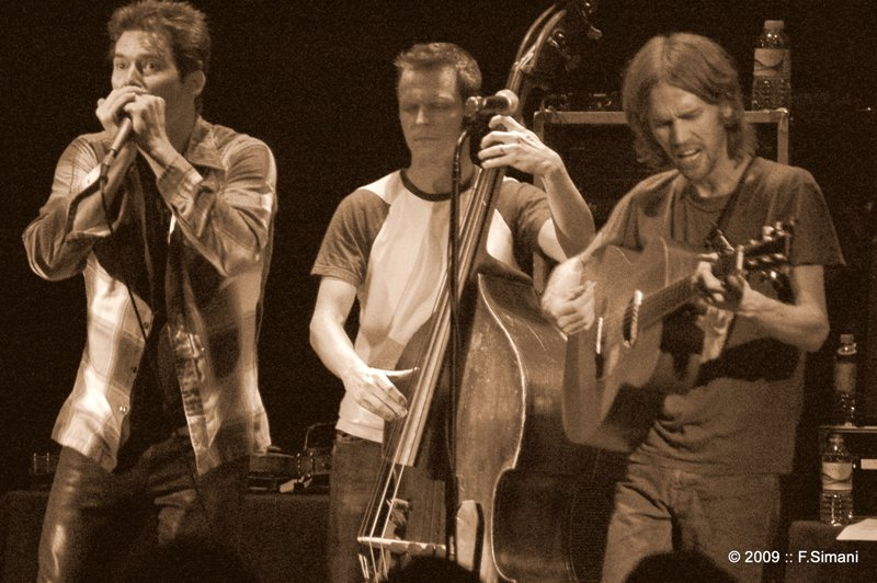 Photos: Old Crow Medicine Show, November 8, 2009