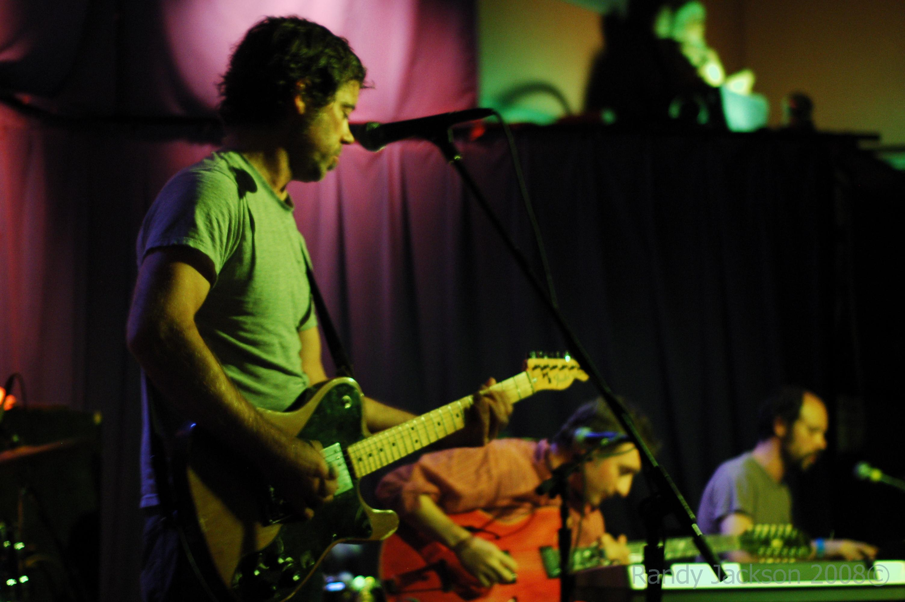 Califone opening for Wilco and other news