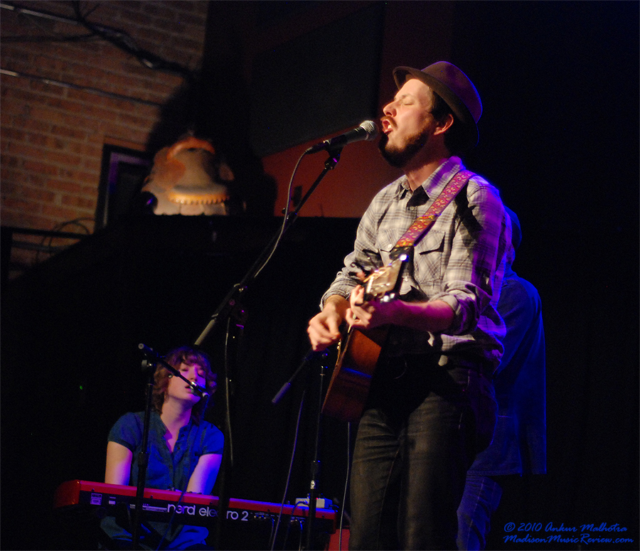Vetiver at The High Noon Saloon, March 9, 2010