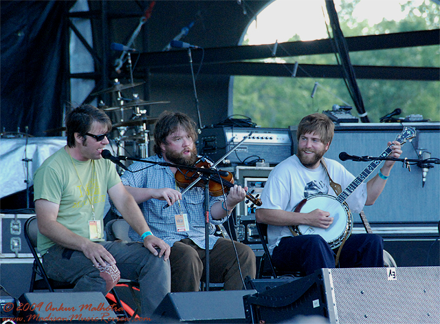 Trampled By Turtles – Sun., April 11, 2010 – High Noon Saloon