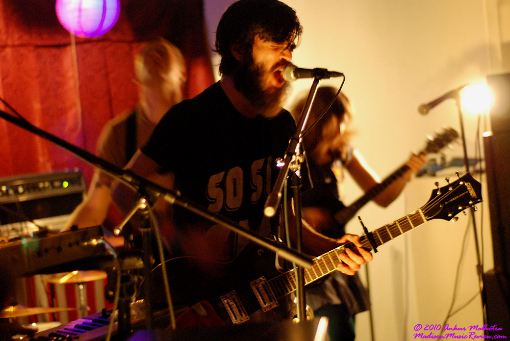 Titus Andronicus @ Project Lodge, April 7, 2010