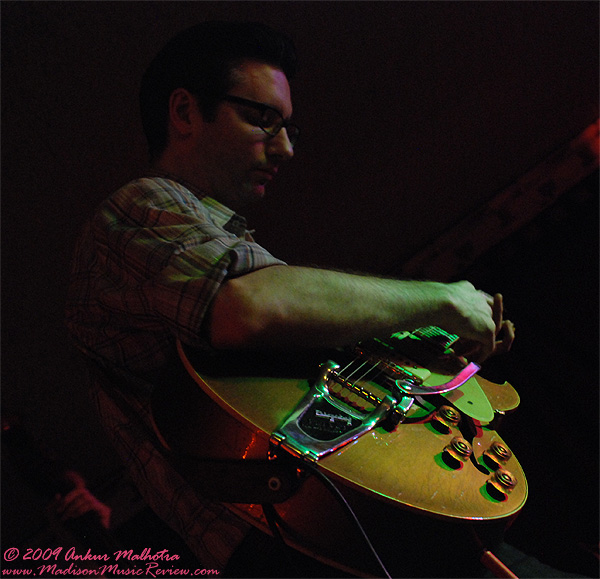 The Joel Paterson Blues Trio with Jim Liban – Sat., May 8, 2010 – The Harmony Bar & Grill