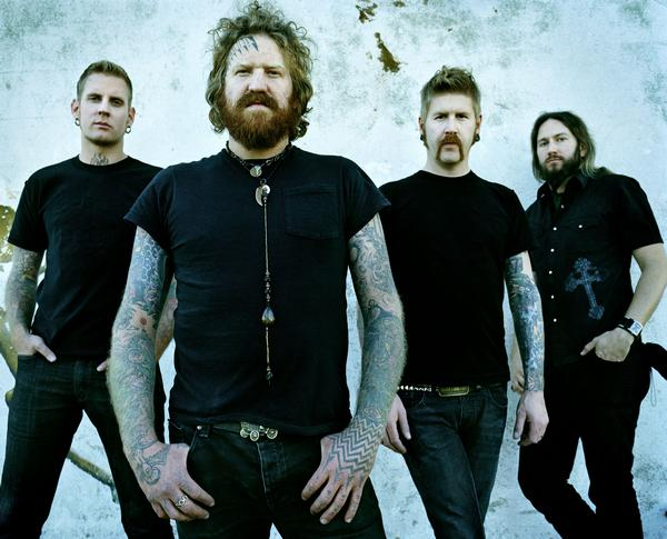 Mastodon w/ Between The Buried And Me, Baroness & Valient Thorr – Tue., May 18, 2010 – The Orpheum Theatre