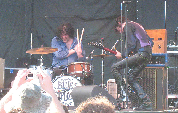 "The Jon Spencer Blues Explosion ""Brings It"" to Chicago"