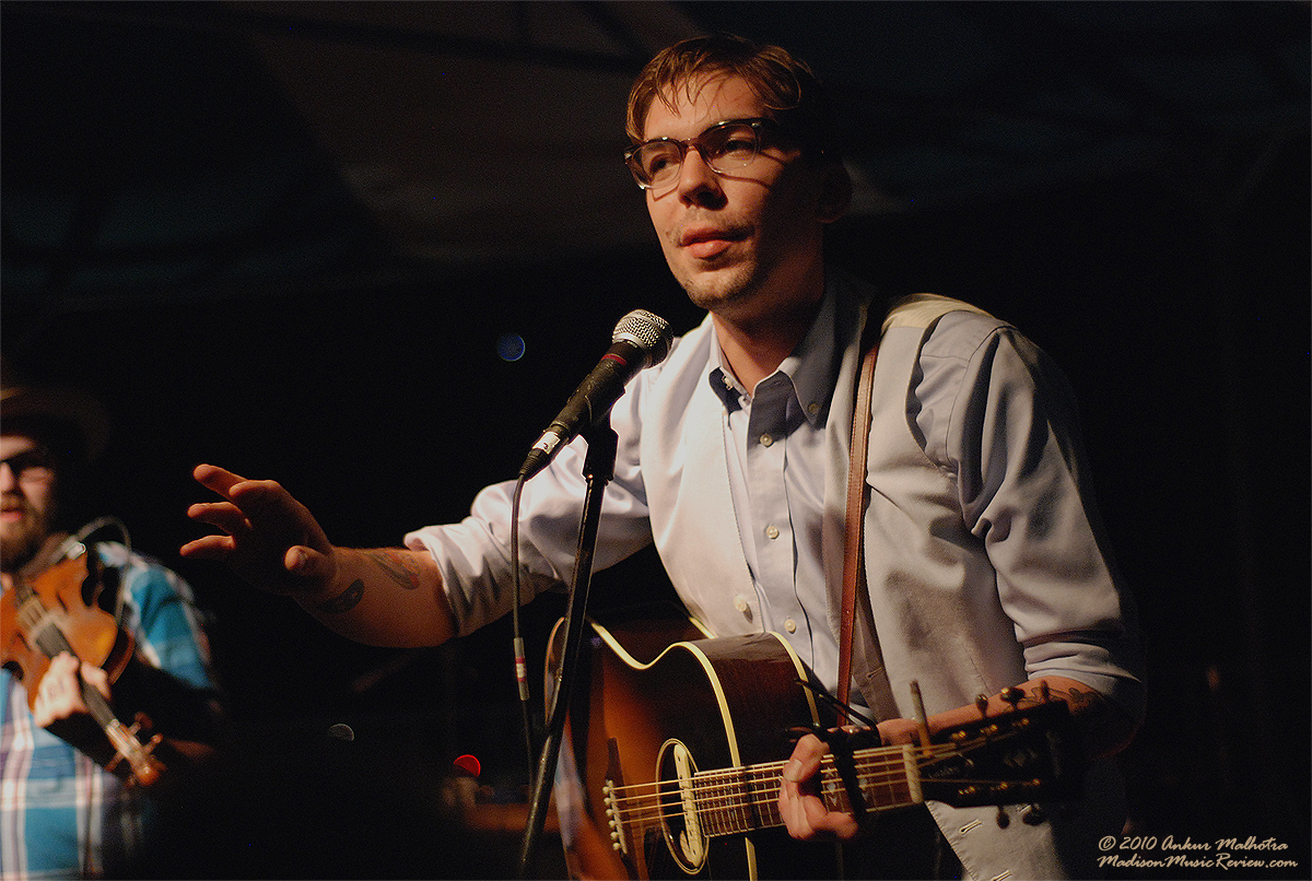 Concerts at the Union Terrace: Justin Townes Earle, July 3, 2010