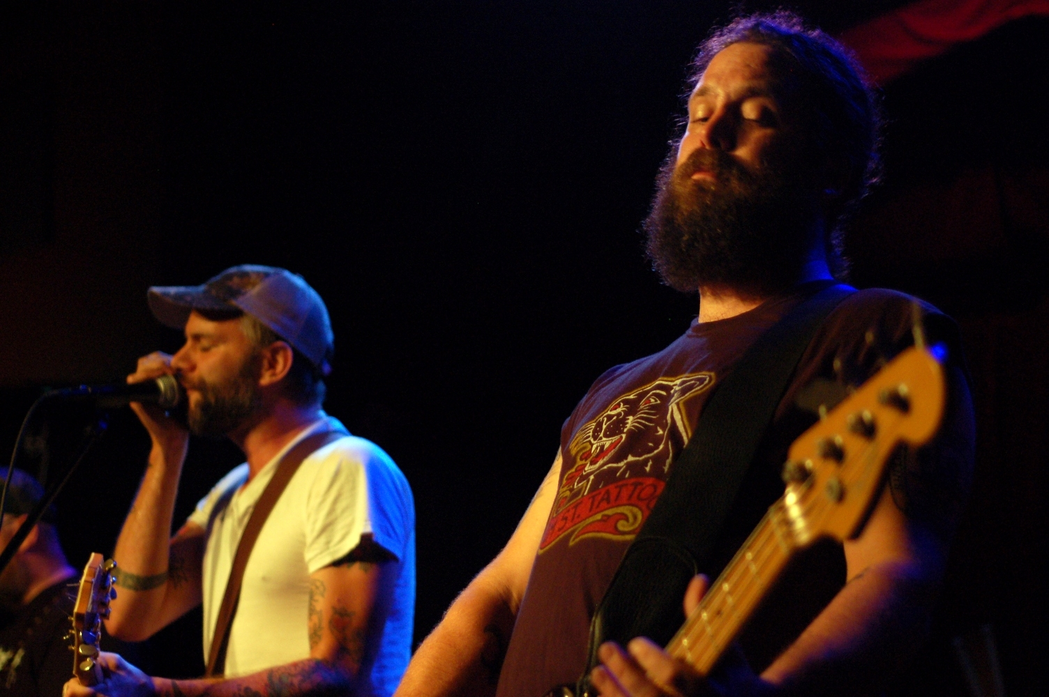 Lucero @ High Noon Saloon, July 30th