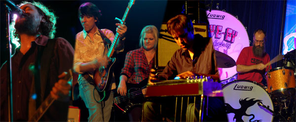 Review: Drive-By Truckers: September 28, 2010 @ The Majestic Theater