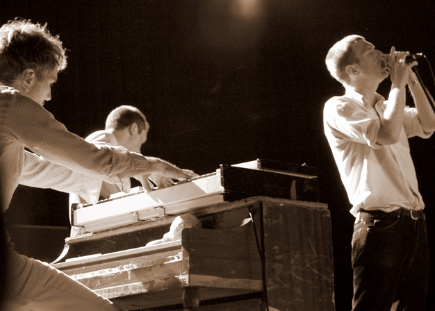 The Walkmen with Japandroids – Thu., October 14, 2010 – Barrymore Theatre