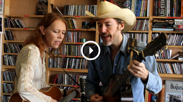 David Rawlings And Gillian Welch :: Tiny Desk Concert