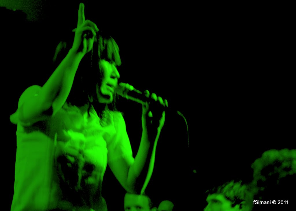 Photos: Deerhoof @ High Noon Saloon – February 16, 2011
