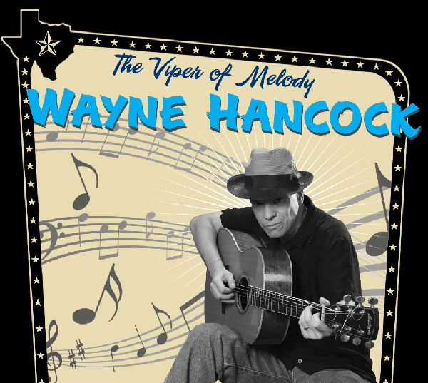 "Wayne ""The Train"" Hancock"