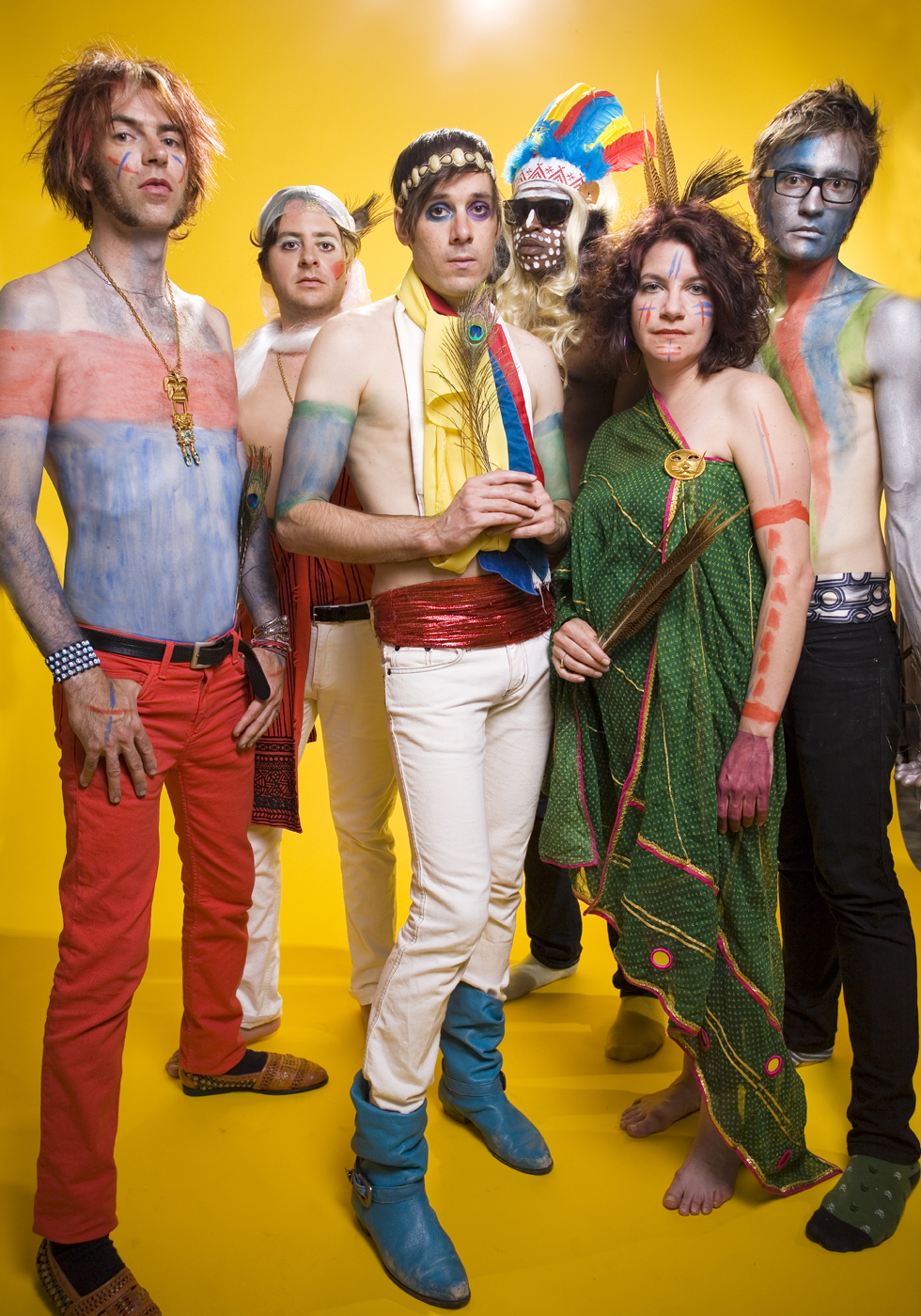 OF MONTREAL  – Fri., April 15, 2011 – UW Union South-Varsity Hall