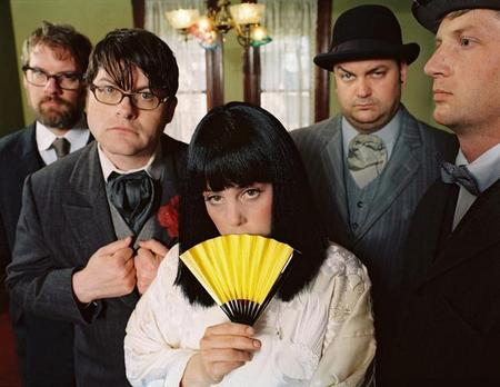 THE DECEMBERISTS, JUSTIN TOWNES EARLE – Tue., April 19, 2011 – Overture Center For the Arts