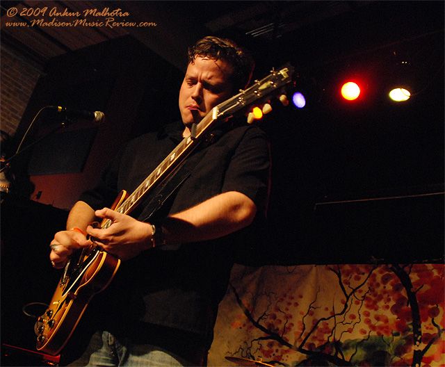 JASON ISBELL + THE 400 UNIT  w/ MARIA TAYLOR – Fri., May 27, 2011 – High Noon Saloon