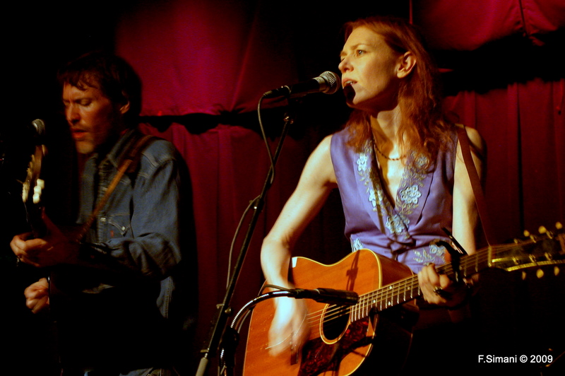 GILLIAN WELCH – Thu., July 21, 2011 – Capitol Theater