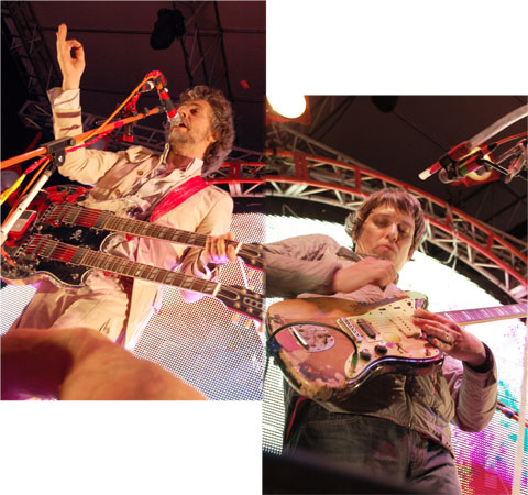 THE FLAMING LIPS – Sat., July 9, 2011 – Summerfest