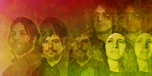THE BESNARD LAKES w/ MALAJUBE – Sun., October 2, 2011 – High Noon Saloon