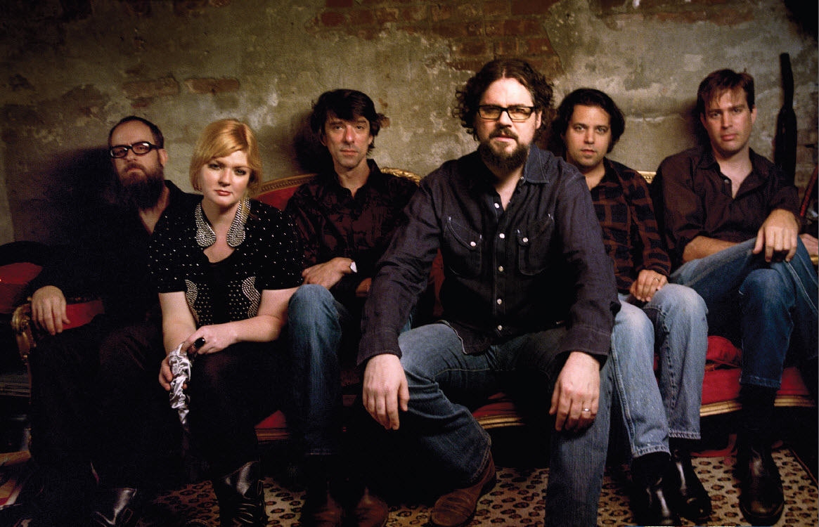 DRIVE -BY TRUCKERS W/ THOSE DARLINS – Sun., October 23, 2011 – The Majestic Theatre
