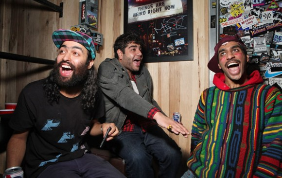 DAS RACIST – Wed., October 19, 2011 – High Noon Saloon