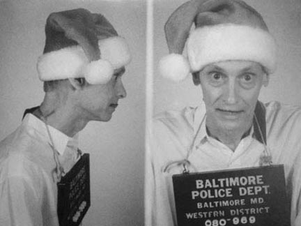A JOHN WATERS CHRISTMAS  – Wed., December 14, 2011 – Barrymore Theatre