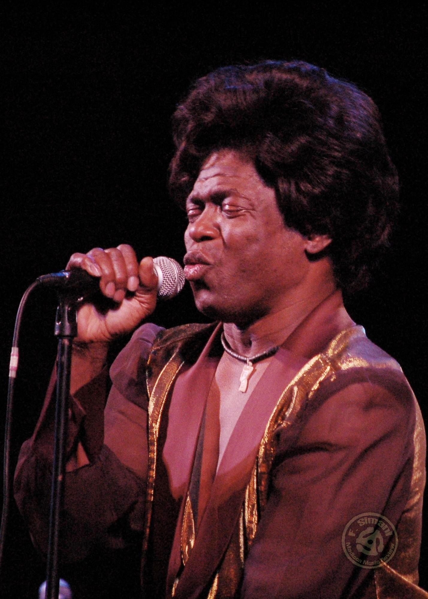 CHARLES BRADLEY & HIS EXTRAORDINAIRES – Wed., February 15, 2012 – High Noon Saloon