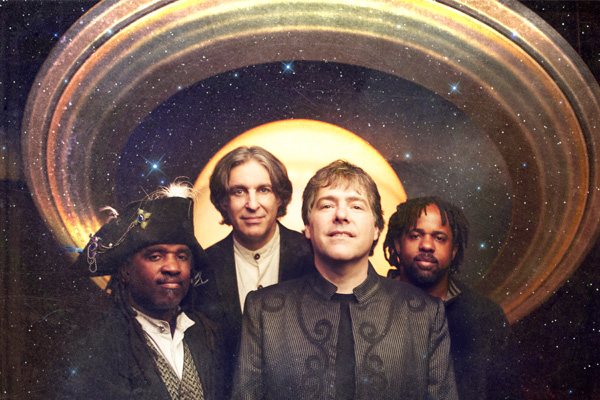 BELA FLECK & THE FLECKTONES – Thu., March 1, 2012 – Memorial Union – Wisconsin Union Theater