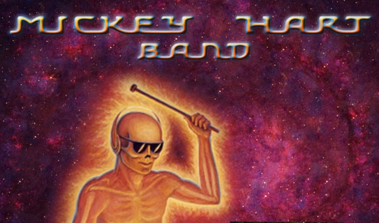 MICKEY HART BAND – Tue., August 28, 2012 – The Majestic Theatre