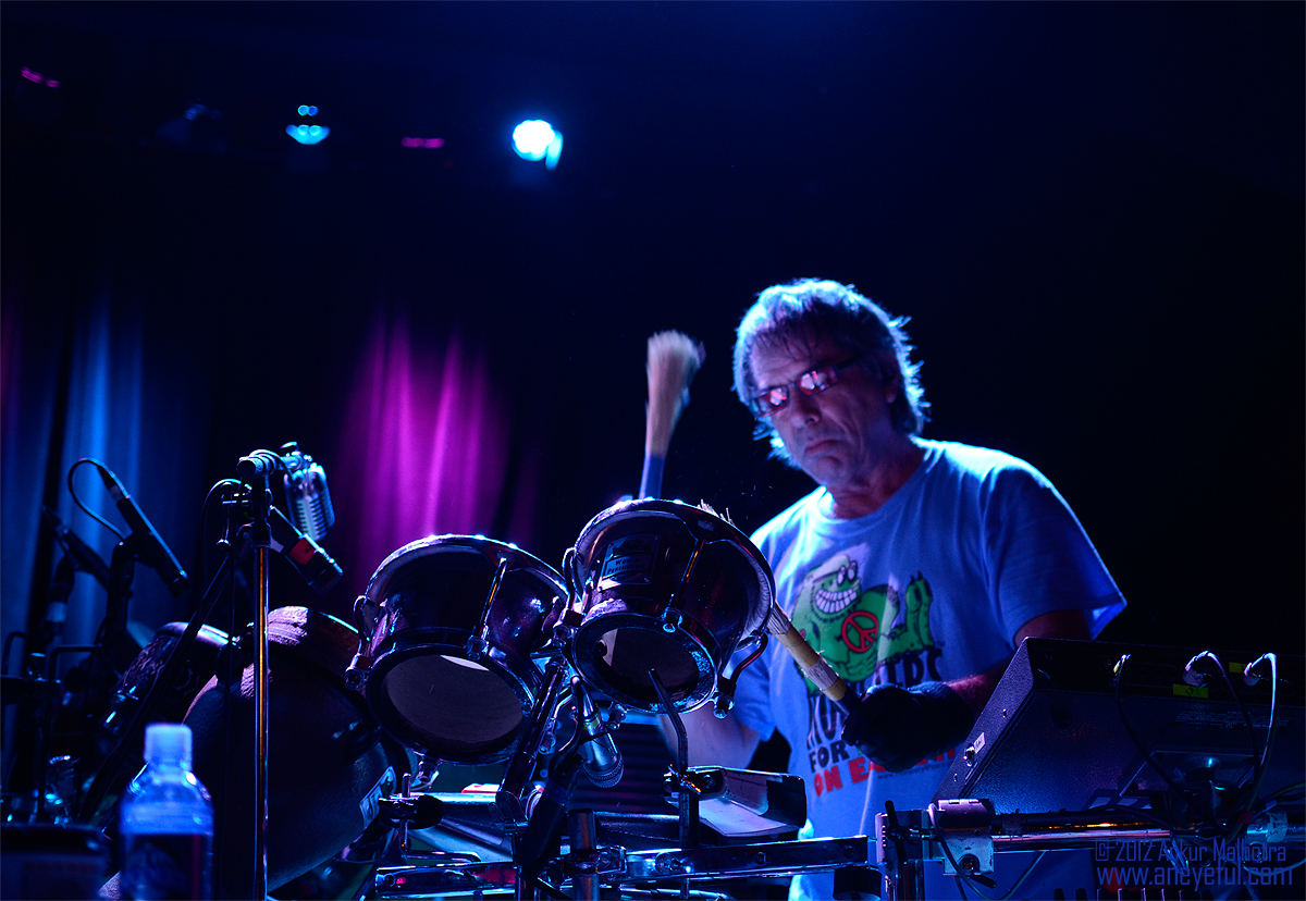 The Mickey Hart Band Rides the Beast<br>Majestic Theatre &#8211; August 28, 2012