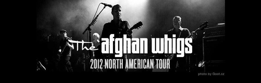 Afghan Whigs begin first North American Tour in 13 years this month