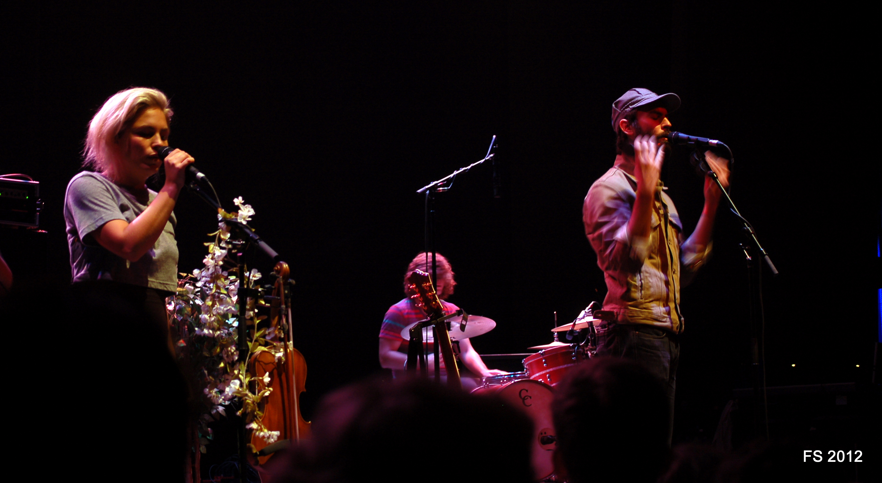 Photos: The Head & The Heart, Blitzen Trapper and Bryan John Appleby, September, 28th 2012 @ Capitol Theater