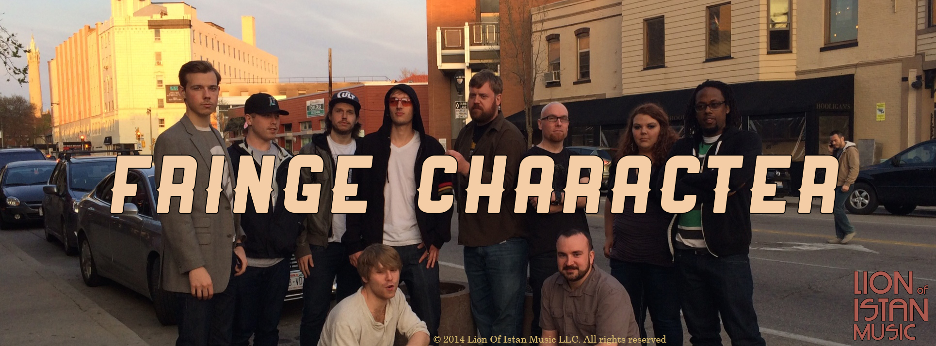 FRINGE CHARACTER – Thu., July 24, 2014 – The Majestic Theatre