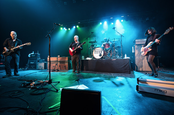 The Pixies with Royal Blood at the Orpheum Theater