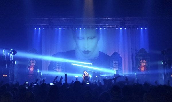 Marilyn Manson Came to Madison