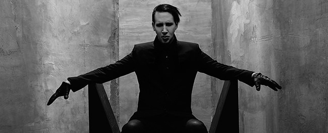 "Marilyn Manson's ""The Hell Not Hallelujah Tour"" Coming to Madison"