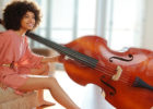 ESPERANZA SPALDING – Sun., October 30, 2016 – UW Memorial Union-Shannon Hall – Madison, WI