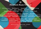 PITCHFORK MUSIC FESTIVAL – Fri., July 14, 2017 – Union Park – Chicago, IL
