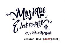 Musique Electronique 2020 cancelled